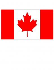 Kanada supporterflagga 150x90 cm