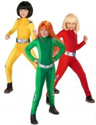 3 Totala spiondräkter grupp barn