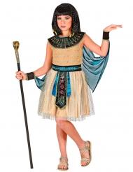 Egyptisk drottningdräkt barn