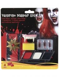 Smink och tillbehör för vampyren