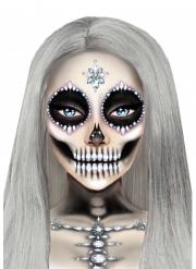 Ansiktssmycken skelett vuxen