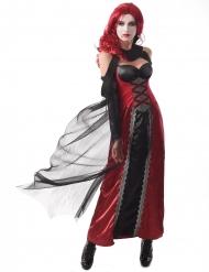 Sexig vampyrdräkt dam