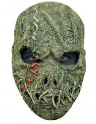 Läskig fågelskrämme-mask vuxen