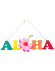 Aloha väggdekoration 38x39 cm