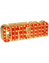 Lysande dekoration Cinema 30x4x10 cm