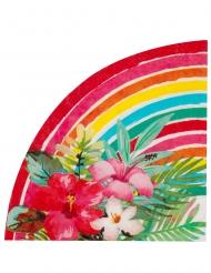 20 Aloha-servetter 33x33 cm