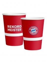 6 FC Bayern München™ stora muggar 500 ml