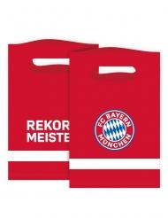 8 FC Bayern München™  presentpåsar 15x23 cm