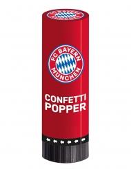 2 FC Bayern München™ konfettikanoner 15 cm