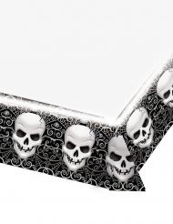 Plastduk dödskallar Halloween 137x259 cm