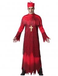Röd kardinalzombie vuxen