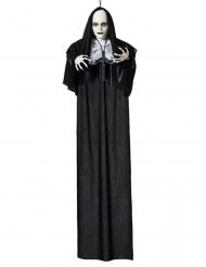 Hängande dekoration lysande nunna 120 cm