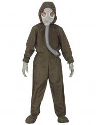 Kärnreaktor-overall barndräkt