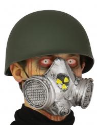 Nukleär gasmask vuxen