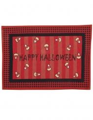 Dörrmatta Happy Halloween 67x49 cm