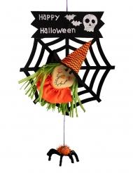Häxdekoration Halloween 50 cm