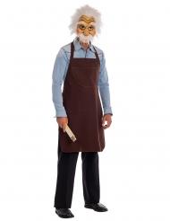 Geppetto™ förkläde och mask vuxen
