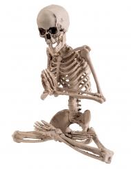 Yoga-skelett dekoration 18 cm