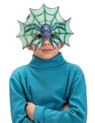 Spindel halvmask barn