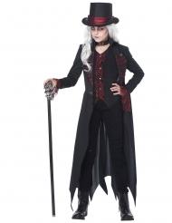 Gotisk vampyrdräkt flicka