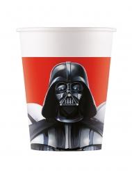 8 Star Wars Final Battle™ pappmuggar 200 ml