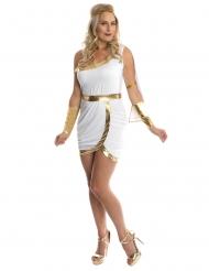 Grekisk gudinedräkt dam