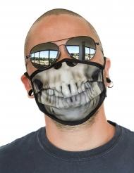 Mask med skelett vuxen