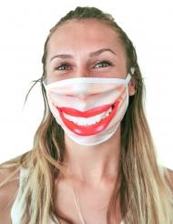Leende mask