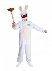 Rabbids™barndräkt och mask