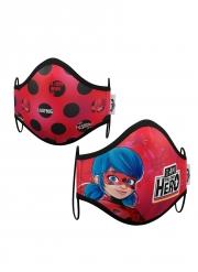 Låda med två återanvändbara Ladybug™-masker