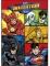 8 inbjudningskort från Justice League™