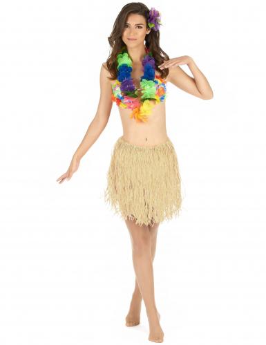 Söderhavsinspirerad kjol för vuxna