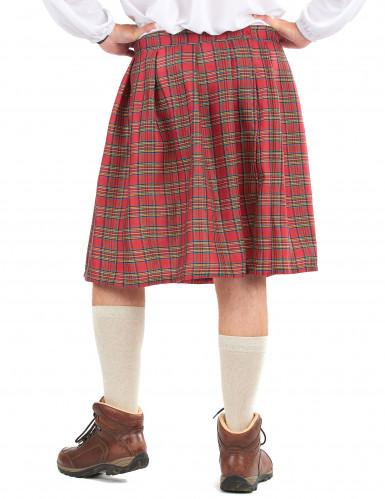 Kilt med skotsk touche för vuxna-1