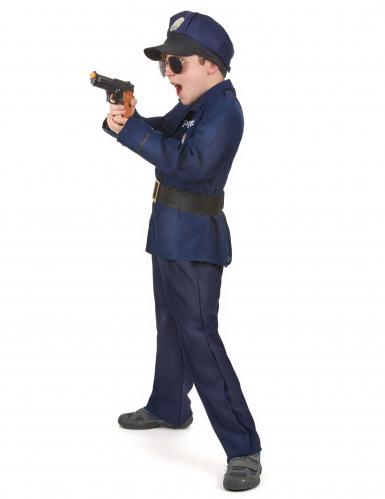 Lyxig polisdräkt för barn till kalaset-1