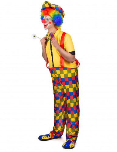 Clowndräkt herrar-1