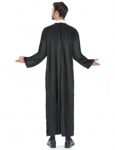 Klassisk prästdräkt - Maskeradkläder för vuxna-2
