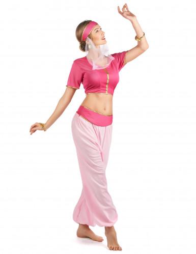 Orientinspirerad kostym för vuxna till maskeraden-1