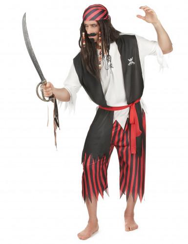 Haltande Harald - Piratkostym för vuxna-1