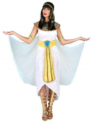 Egyptisk drottningdräkt för vuxna till maskeraden