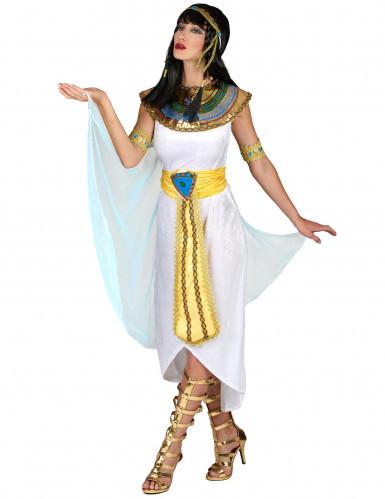 Egyptisk drottningdräkt för vuxna till maskeraden-1