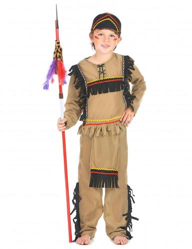 Indiandräkt för barn