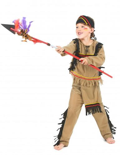 Indiandräkt för barn-1