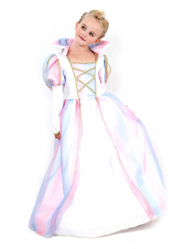 Sagoprinsessa i sagolik klänning - Utklädnad för barn