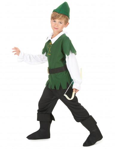 Pojken från skogen - Maskeraddräkt för barn-1