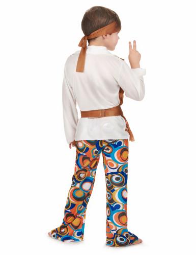 Brun hippiekostym - Maskeradkläder för barn-2