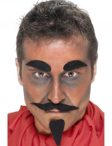 Djävulskit Halloween vuxna