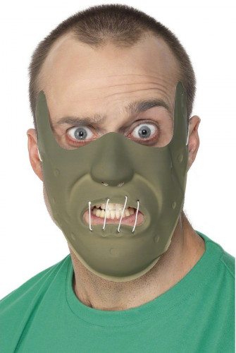 Skräckmask Halloween vuxna