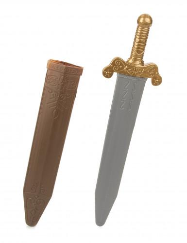 Romersk gladiatorsvärd i plast