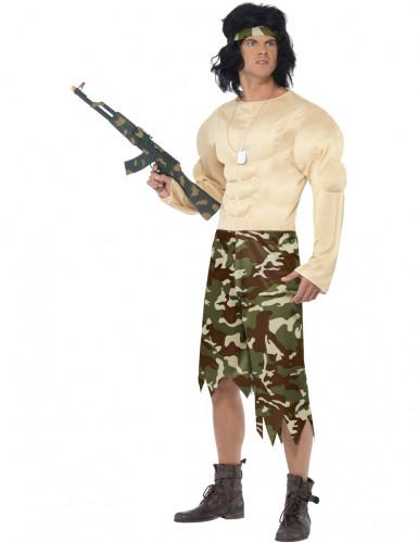 Militärknutte - Maskeradkläder för vuxna