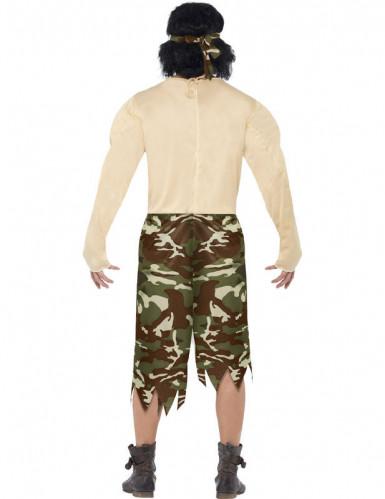 Militärknutte - Maskeradkläder för vuxna-2